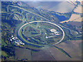 TL0139 : Millbrook Vehicle Proving Ground from the air by Thomas Nugent
