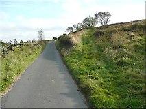 SE0125 : Green track near Stake by Humphrey Bolton