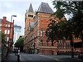 SJ8497 : Minshull Street Crown Court, Manchester by Paul Gillett