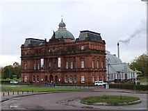 NS6064 : People's Palace, Glasgow by Jim Barton