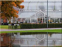 NS6064 : The Winter Gardens, Glasgow People's Palace by Jim Barton