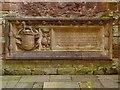 NY5563 : Lanercost Priory, Tomb of Charles Howard by David Dixon