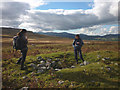 NY4822 : White Raise prehistoric cairn, Moor Divock by Karl and Ali