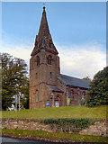 NY4756 : St Paul's Church, Holme Eden by David Dixon