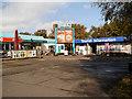 NY4445 : Southwaite Services, Northbound M6 by David Dixon