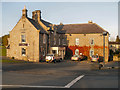 NY9170 : The George Hotel, Chollerford by David Dixon