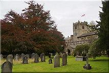 SD6592 : St Andrew's Church, Sedbergh by Bill Boaden