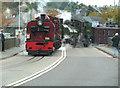 SH5738 : Porthmadog - Welsh Highland Railway by Chris Allen