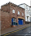 SO5924 : Castellated house, Wye Street, Ross-on-Wye by Jaggery
