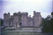 TQ7825 : Bodiam Castle, 1964 by Derek Harper