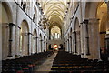 SU8504 : Interior, Chichester Cathedral by Julian P Guffogg