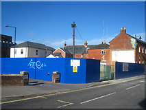 SU6351 : Demolition site - now cleared by Sandy B