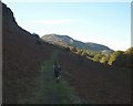 NY2100 : On the bridleway to the Duddon Valley by Karl and Ali