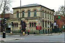 TQ3084 : Caledonian Road Methodist Church by Robin Webster