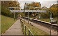 SJ5581 : Runcorn East Railway Station by Ian Greig