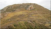 C1243 : West side of Cnoc na Slea by Richard Webb