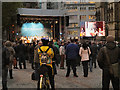 SJ8398 : 'Team Manchester' Olympic Celebrations, Albert Square by David Dixon