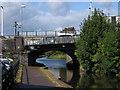 SJ8845 : Stoke-upon-Trent - Glebe Street bridge by Dave Bevis