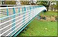 J2991 : Footbridge, Ballyclare by Albert Bridge