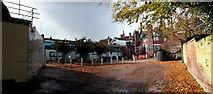 TM3863 : Fromas Square by John Goldsmith