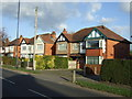 SK3332 : Houses on Stenson Road by JThomas