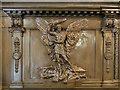 SJ8399 : LYR War Memorial, Manchester Victoria Station by David Dixon