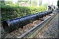 SU5291 : Brunel's atmospheric caper - Didcot Railway Centre by Chris Allen
