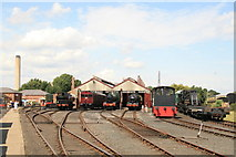 SU5290 : Didcot Railway Centre by Chris Allen