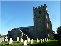 SY5697 : SS Andrew & Peter, Toller Porcorum: churchyard (3) by Basher Eyre