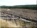 NY7673 : Valley of the Greenlee Burn by Oliver Dixon