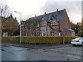 SJ8690 : The Congregational Church, Heaton Mersey by David Dixon
