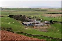 SD1184 : Farm buildings near Gate Ho by Perry Dark