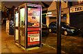 J3773 : Telephone boxes, Ballyhackamore, Belfast by Albert Bridge