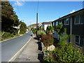 SW6947 : Houses on Beach Road, Porthtowan by Richard Law