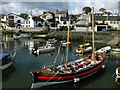 SH3793 : Cemaes Bay Harbour by Arthur C Harris