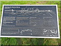 TQ5378 : Exploring the Thames Path Information Board by David Anstiss