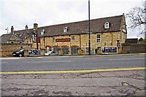 TF1309 : The Old Coach House (1), Bridge Foot, Market Deeping by P L Chadwick