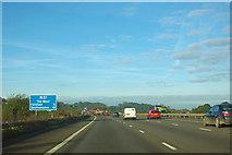 SU5707 : Westbound M27 by Robin Webster
