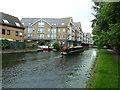 TQ2482 : Grand Union Canal, Paddington Branch at Hormead Moorings by Alexander P Kapp