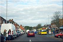 SZ0095 : Lower Blandford Road, Broadstone by Robin Webster