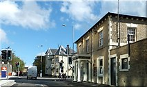 SU1585 : The Queen's Tap, Swindon by David Smith