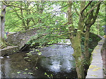 NY3704 : Miller  Bridge  and  River  Rothay by Martin Dawes