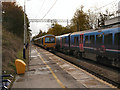 SJ8485 : Heald Green Station by David Dixon