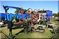 TL2236 : Stotfold Mill -steam rally by Chris Allen