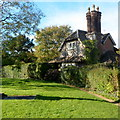ST5578 : A cottage on the northern side of Blaise Hamlet, Bristol by Jaggery