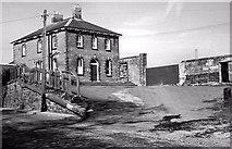 J1953 : Former railway station, Dromore (1980) by Albert Bridge