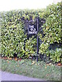 TM3775 : The Old Manse sign by Adrian Cable