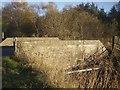NJ8111 : Minor road bridge by Stanley Howe