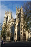 SE6052 : York Minster by John Sparshatt