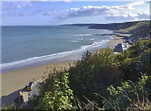 TA0487 : South Bay and Spa from St Nicholas Cliff, Scarborough by Chris Morgan